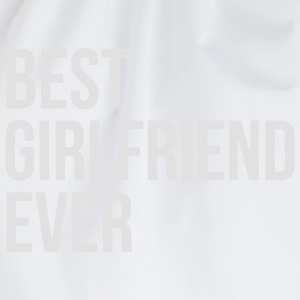 BEST GIRLFRIEND EVER T-shirts - Sportstaske