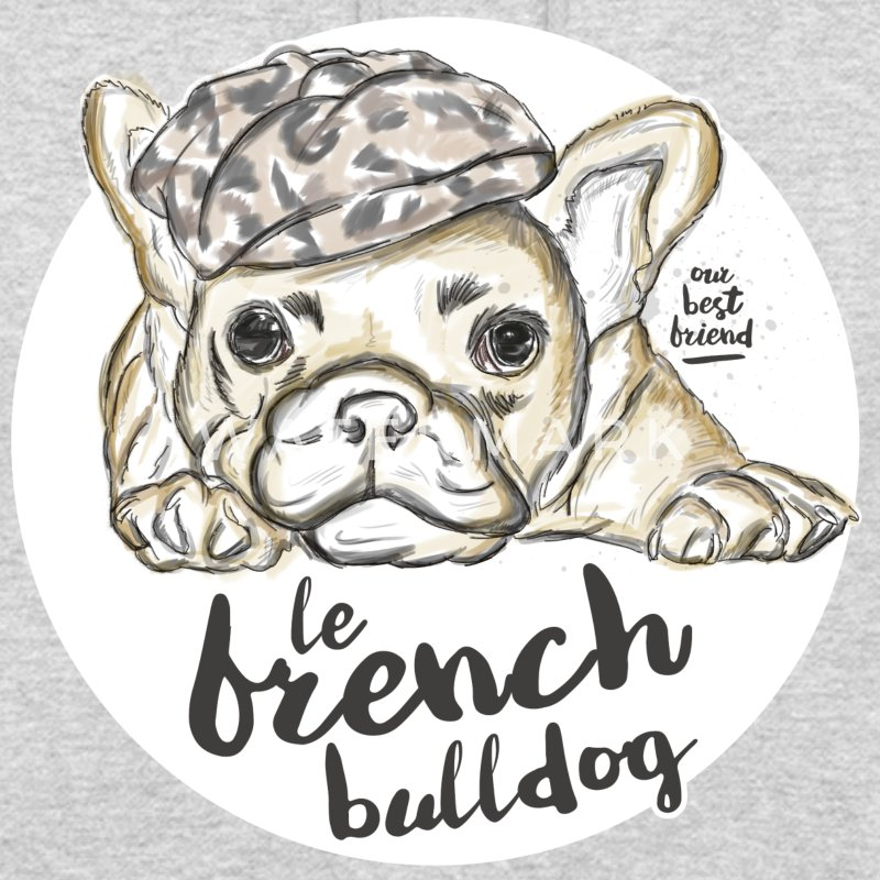 French Bulldog Pullover & Hoodies - Unisex Hoodie