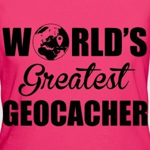 World's greatest geocacher Tasker & rygsække - Organic damer