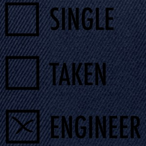 Single - Taken - Engineer T-shirts - Snapback cap