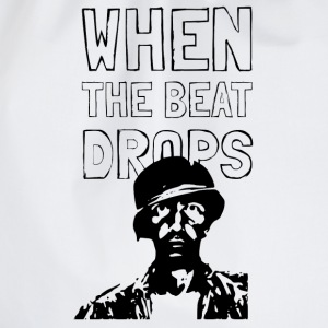 When The Beat Drops Tank Tops - Turnbeutel