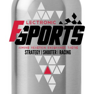 E-Sports T-Shirts - Trinkflasche