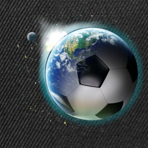 Planet football Tanktoppar - Snapbackkeps