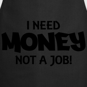 I need money, not a job! Sweaters - Keukenschort