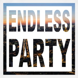 Endless Party  - Männer Premium T-Shirt
