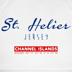St. Helier, Channel Island Tee shirts - Casquette classique