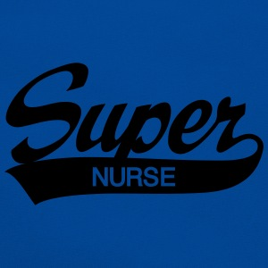 Supernurse T-shirts - Retro taske