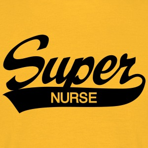 Supernurse Tops - Men's T-Shirt
