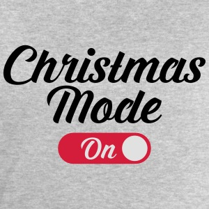 Christmas Mode (On) T-Shirts - Men's Sweatshirt by Stanley & Stella