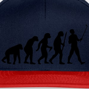 Evolution  Stick T-Shirts - Snapback Cap