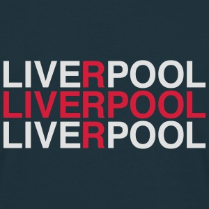 LIVERPPOL - T-shirt Homme