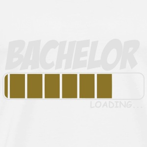 BACHELOR STUDENT Tops - Men's Premium T-Shirt