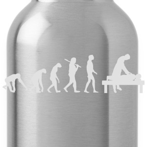 BURNOUT EVOLUTION T-Shirts - Trinkflasche