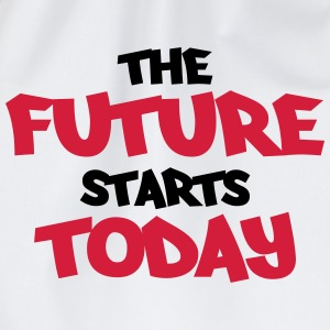 The future starts today Tops - Gymtas