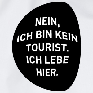 Tourist - Turnbeutel