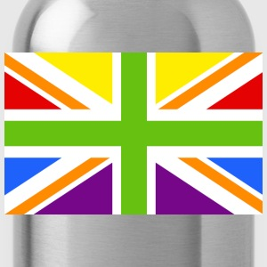 Pride UK T-Shirts - Trinkflasche