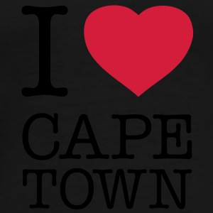 I LOVE CAPE TOWN - Men's Premium T-Shirt