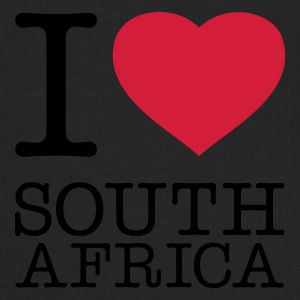I LOVE SOUTH AFRICA - Camiseta de manga larga premium hombre