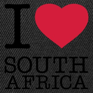 I LOVE SOUTH AFRICA - Snapback Cap