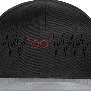 Optician Heartbeat Tee shirts - Casquette snapback