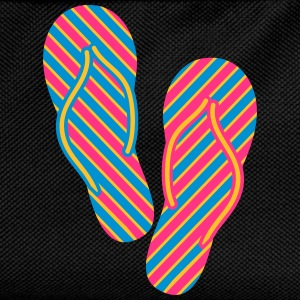 A pair of flip-flops Other - Kids' Backpack
