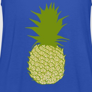 Ananas  T-Shirts - Women's Tank Top by Bella