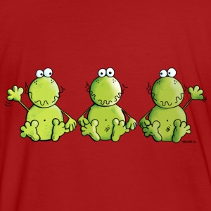 Three Frogs Hoodies & Sweatshirts - Men's Organic T-shirt