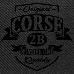 Corse Tee shirts - Casquette snapback