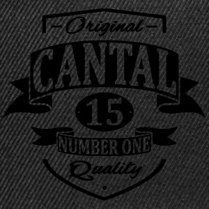 Cantal Tee shirts - Casquette snapback