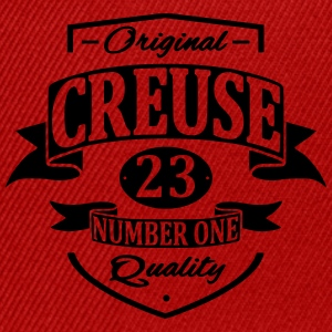 Creuse Sweat-shirts - Casquette snapback