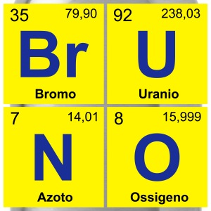 BrUNO - Borraccia
