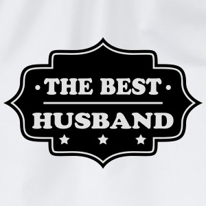 The best husband 111 T-skjorter - Gymbag