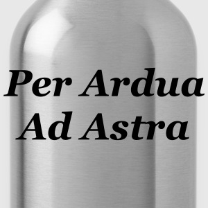 Per Ardua Ad Astra T-Shirts - Water Bottle