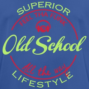 old school label Hoodies & Sweatshirts - Men's Breathable T-Shirt