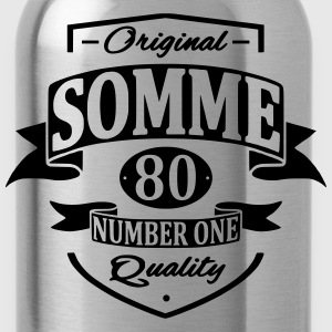 Somme Tee shirts - Gourde