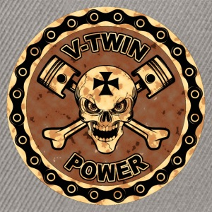 V-twin power 16 Sweat-shirts - Casquette snapback