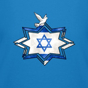 Shalom, Israel Bags & Backpacks - Men's Organic T-shirt