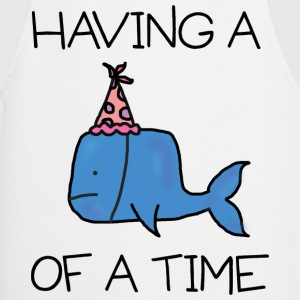 Whale of a Time - Kids Tee - Cooking Apron