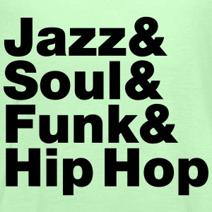 Jazz & Soul & Funk & Hip Hop T-Shirts - Women's Tank Top by Bella