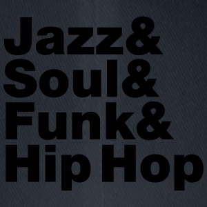 Jazz & Soul & Funk & Hip Hop T-Shirts - Flexfit Baseball Cap