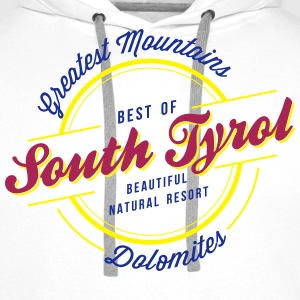 SOUTH TYROL T-Shirts - Men's Premium Hoodie