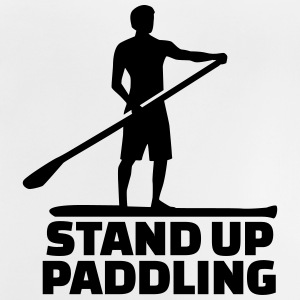 Stand up paddling T-Shirts - Baby T-Shirt