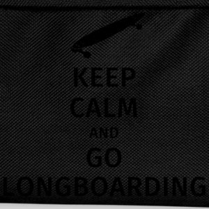 keep calm and go longboaring T-shirts - Ryggsäck för barn