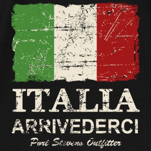 Italy Flag - Vintage Look Sweaters - Mannen Premium T-shirt
