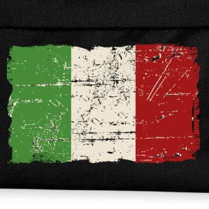 Italy Flag - Vintage Look Sweat-shirts - Sac à dos Enfant
