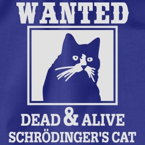 Wanted Dead & Alive T-Shirts - Drawstring Bag