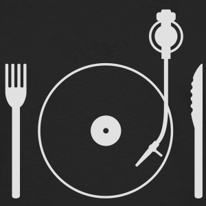 Eat some vinyls - T-shirt manches longues Premium Homme