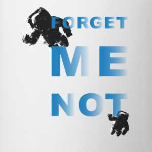 Forget me not 2 - Tasse