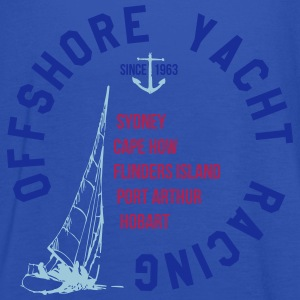 OFFSHORE YACHT RACING T-Shirts - Women's Tank Top by Bella