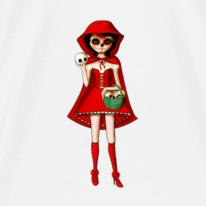 Dia de Los Muertos Red Riding Hood Other - Men's Premium T-Shirt